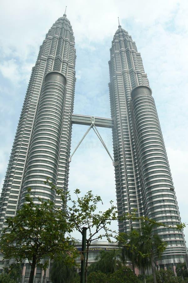 Download Twin Towers In Kuala Lumpur Malaysia Stock Photo - Image: 7123058