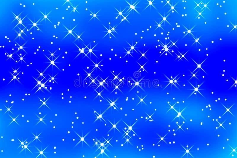 Twinkle-Sterne vektor abbildung