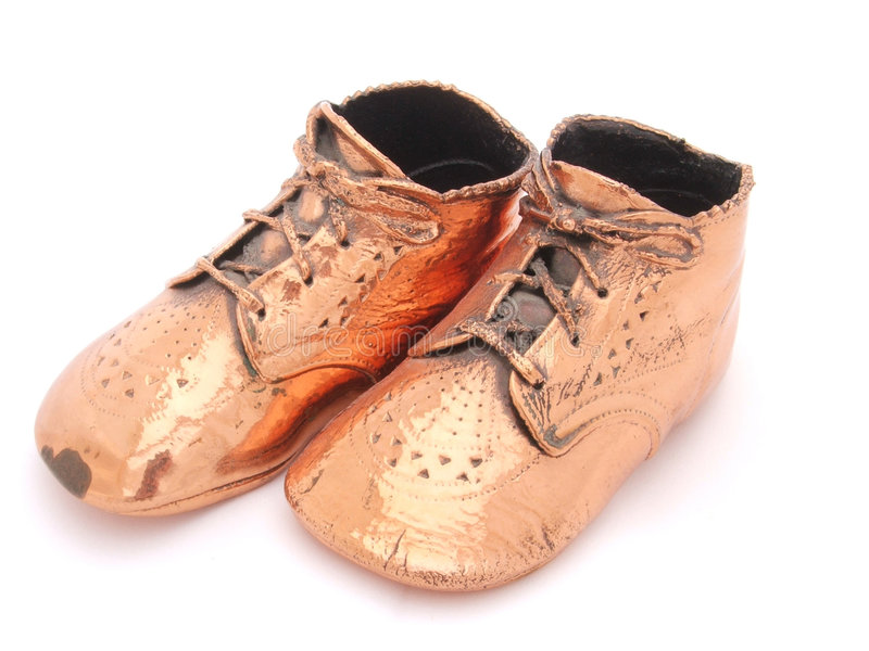 Download Twinkle toes stock image. Image of isolated, father, shoes - 800879