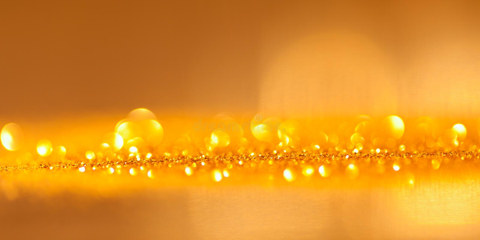 Download Twinkled Gold Background - Christmas Stock Photos - Image: 26608593