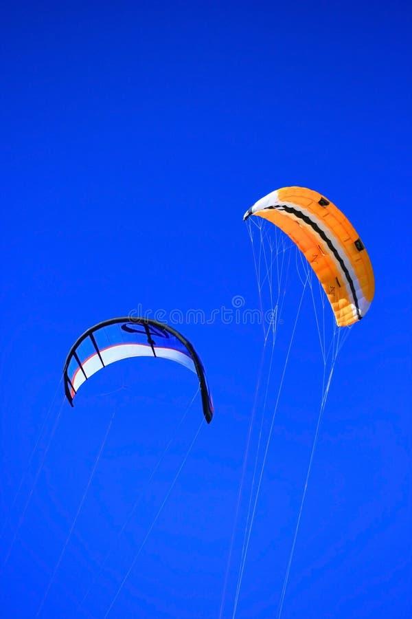 Twinskin en vlieger LEI royalty-vrije stock afbeeldingen