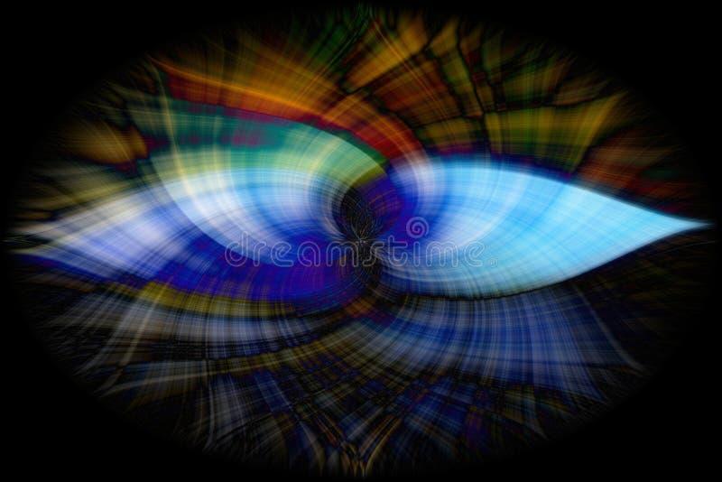 Twirl ταρτάν διανυσματική απεικόνιση