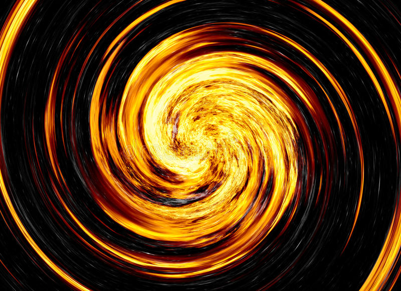 Download Twirl Of Bright Explosion Flash On Black Backgrounds. Fire Burst Stock Photo - Image: 40105790