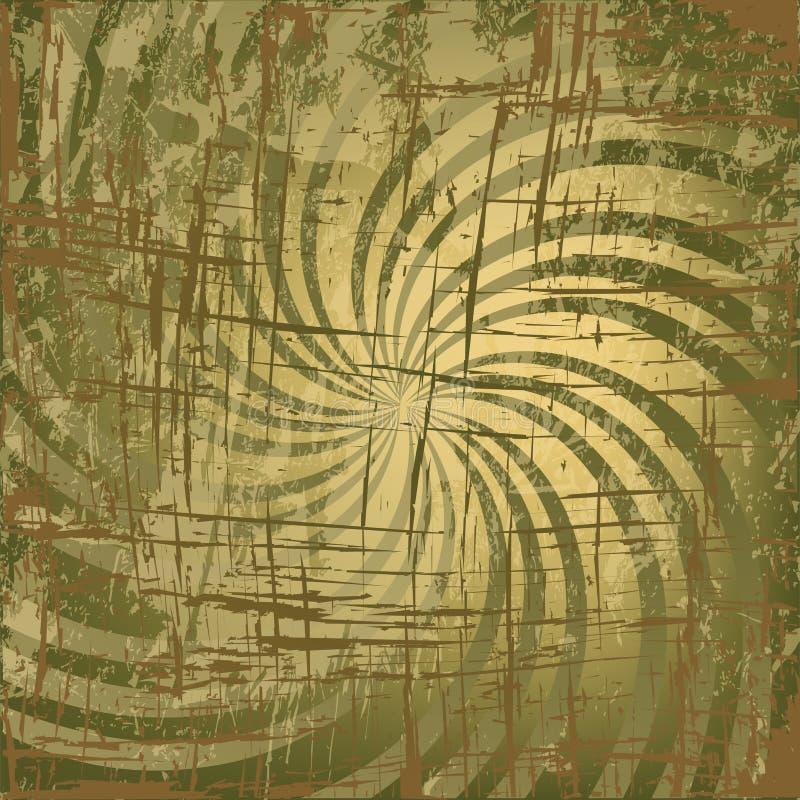 twirl grunge бесплатная иллюстрация