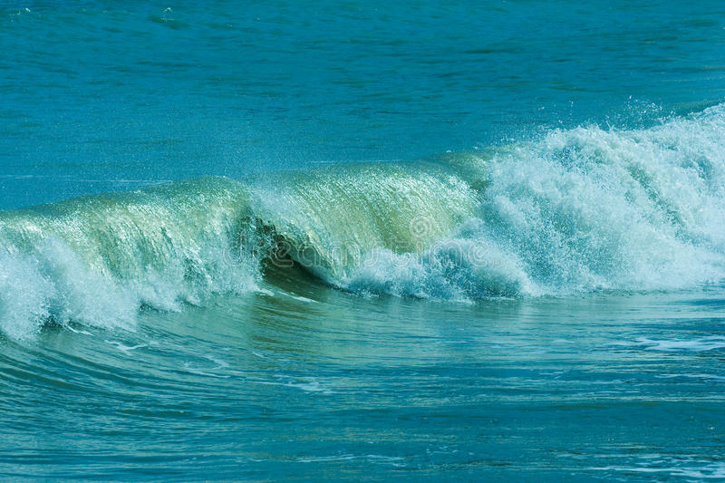 Download The Twirled Sea Wave Royalty Free Stock Photos - Image: 11375828
