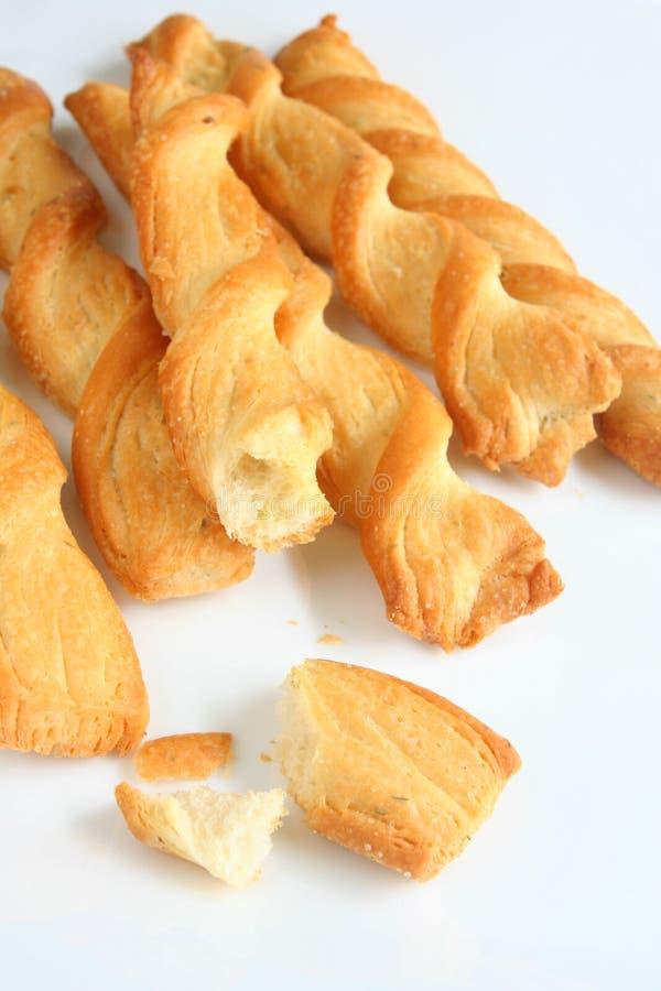 twist chlebowy zdjęcie stock