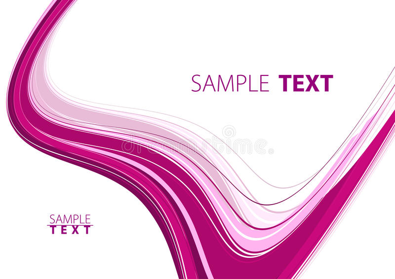 Download Twisting claret line stock vector. Illustration of line - 22133773