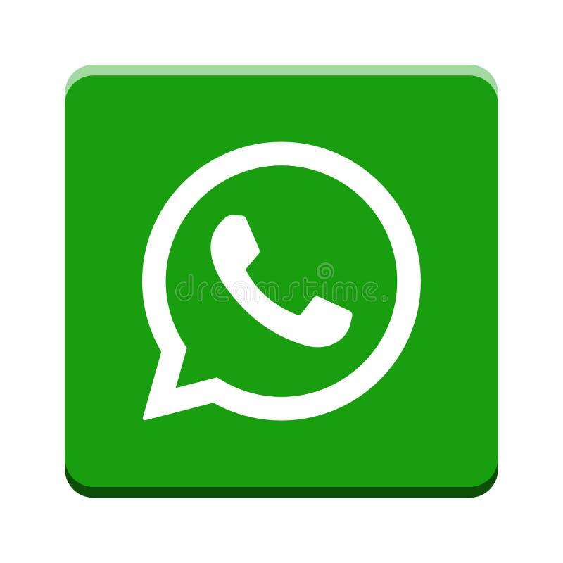 Whatsapp icon vector illustration