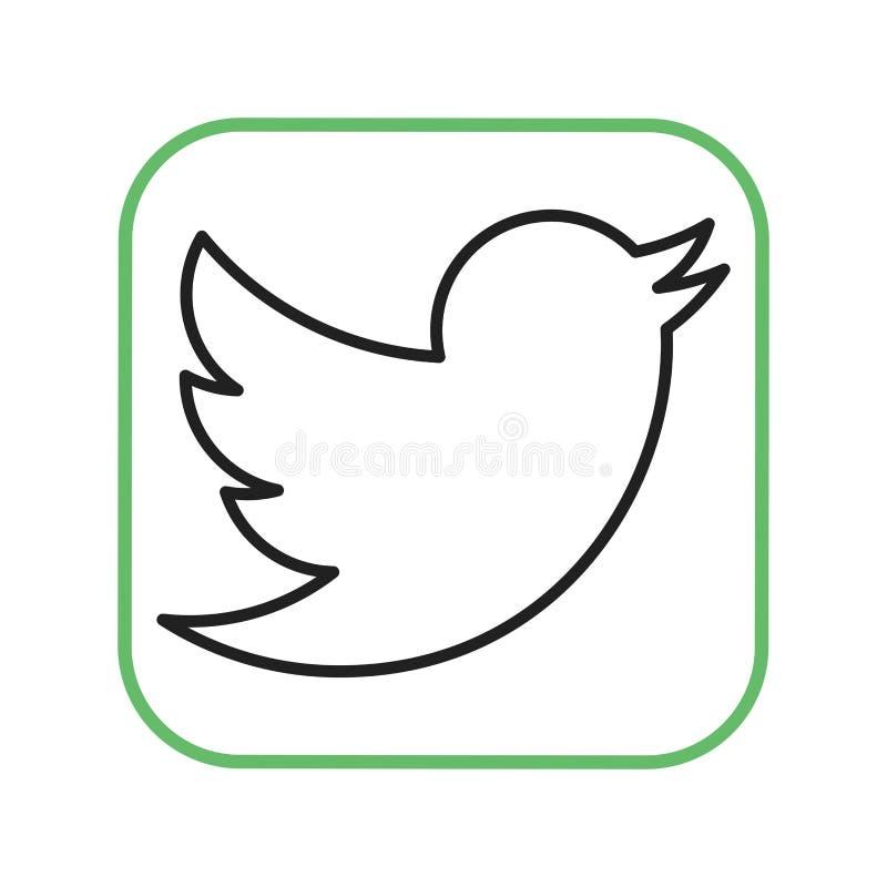 Download Twitter I redaktionell fotografering för bildbyråer. Illustration av affär - 78727374