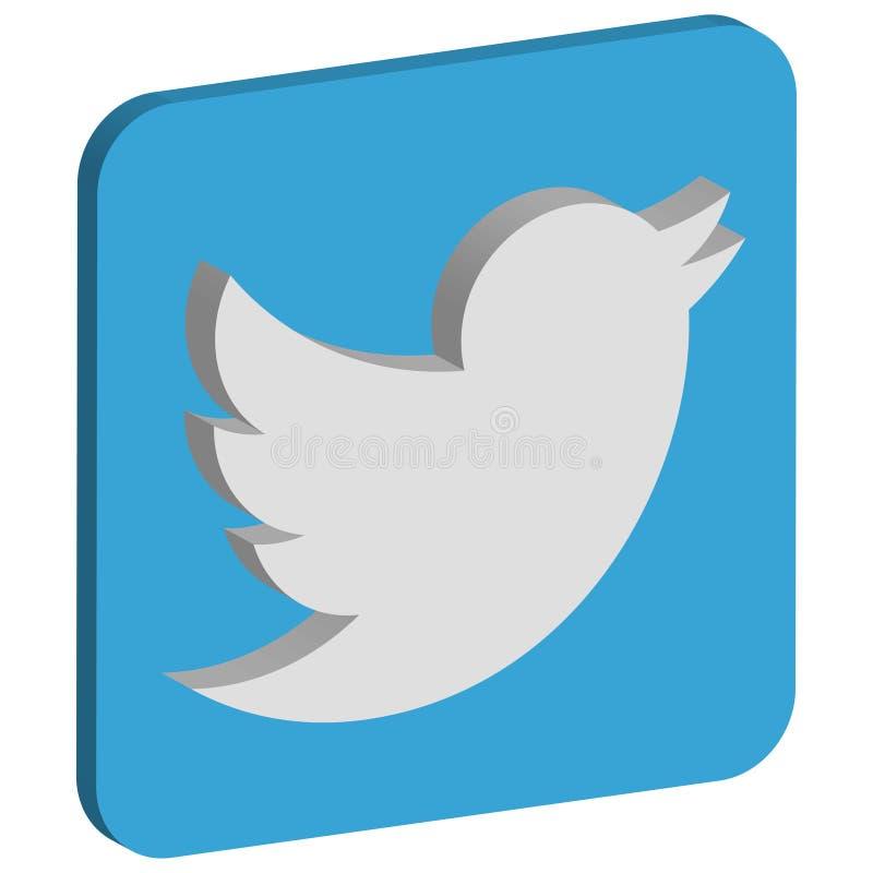 Twitter Logo Vector Stock Illustrations 1 797 Twitter Logo
