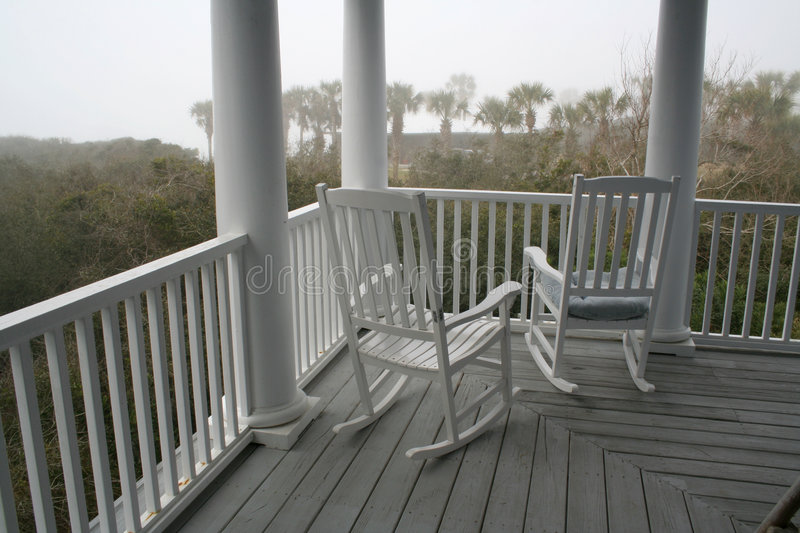 Download Two stock photo. Image of coast, outdoor, railing, deck - 531380