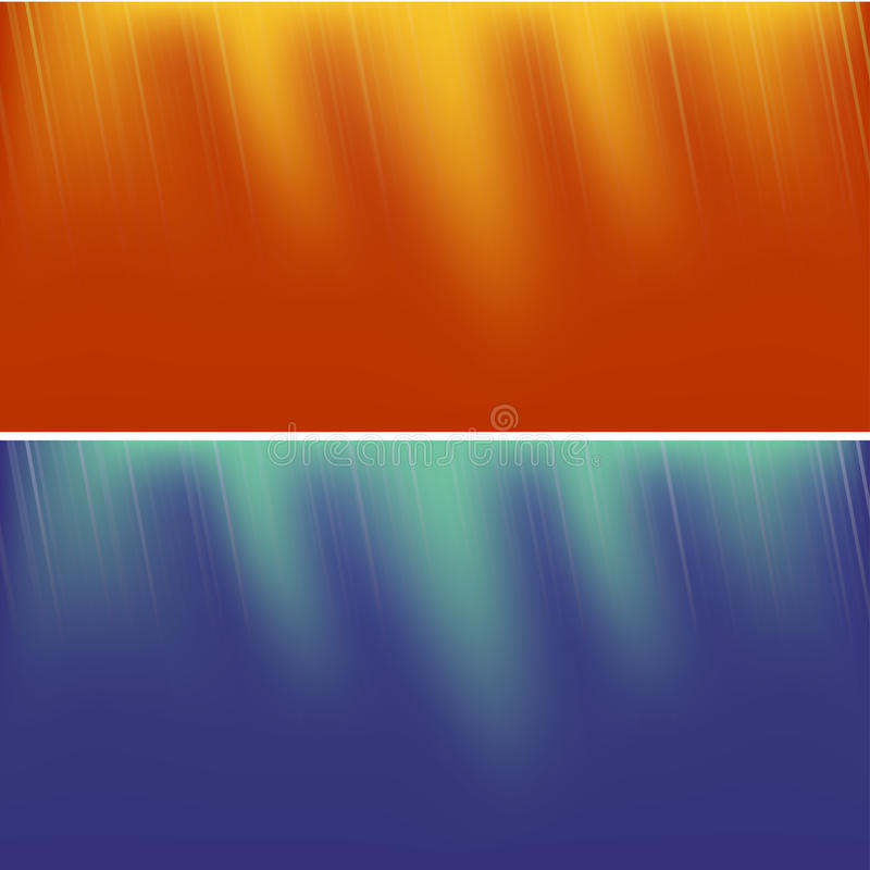 Download Two Abstract Backgrounds Royalty Free Stock Photography - Image: 24684067