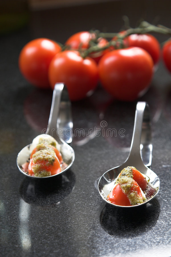 Free Two Amuse Bouche Stock Image - 1478621