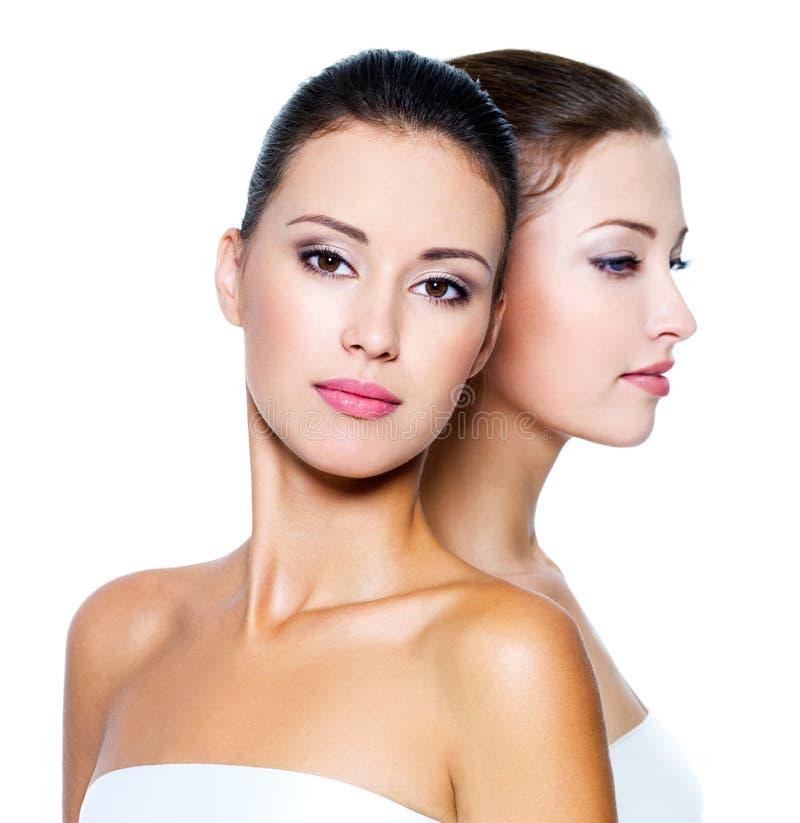 Free Two Beautiful Women Stock Photography - 16003912