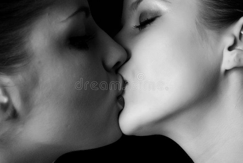 Download Two beautiful women stock photo. Image of lips, romance - 7987848