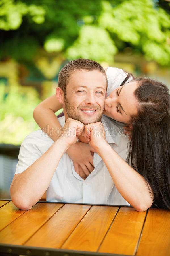 Download Two beloved stock photo. Image of care, family, couple - 19235530