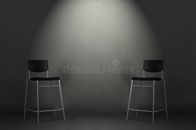 Chairs. stock photos