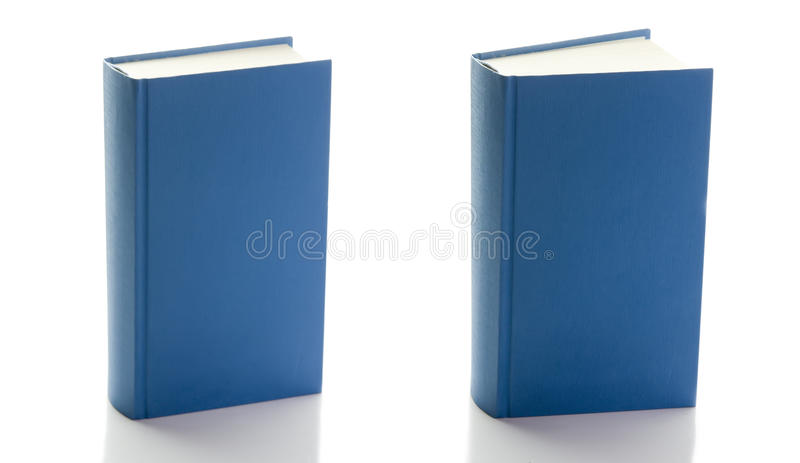 Download Two blue books stock photo. Image of binding, reading - 11355892