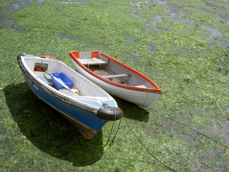 Download Two Boats Royalty Free Stock Photo - Image: 192185