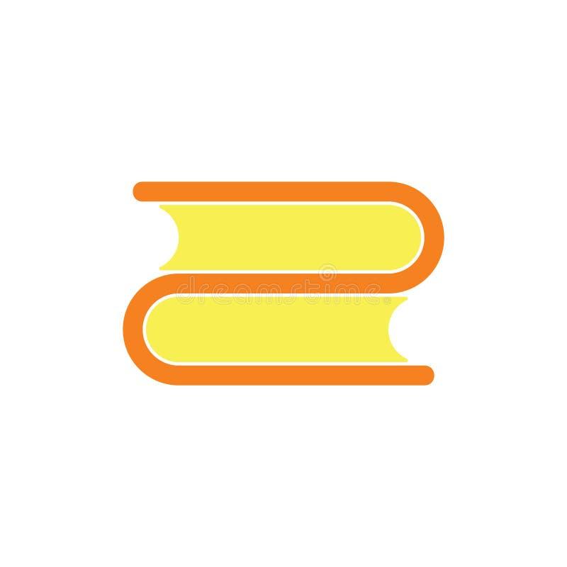Pen Book And Sun Symbol Logo Vector Stock Vector