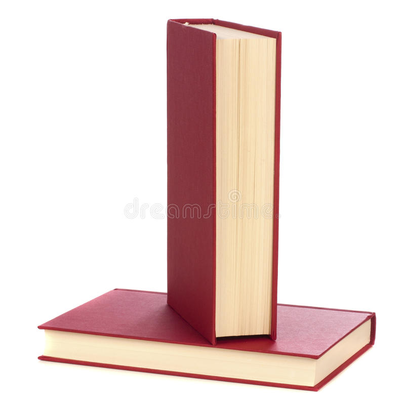 Two Books Stock Image