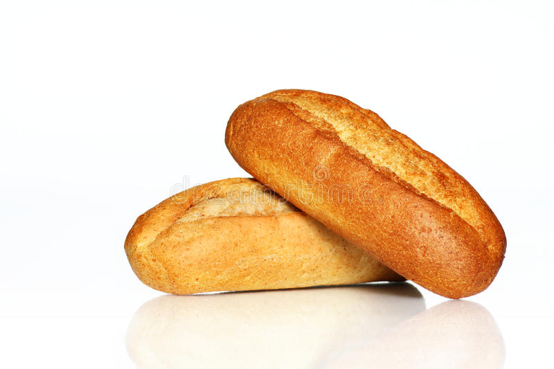 Download Two Bread Rolls Royalty Free Stock Image - Image: 28921506