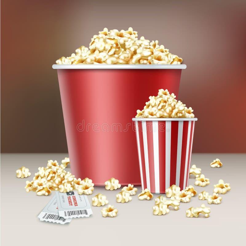 Popcorn Kernel Stock Illustrations – 598 Popcorn Kernel