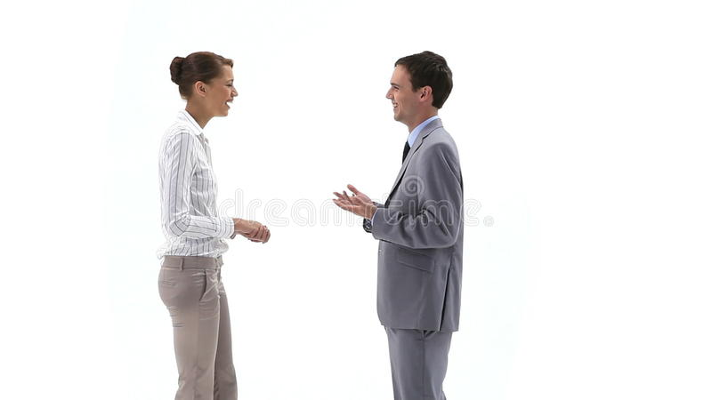 Two Business People Talking Stock Footage Video Of Businesswomen Workers 43143818 Download 3,500+ royalty free two people talking vector images. two business people talking