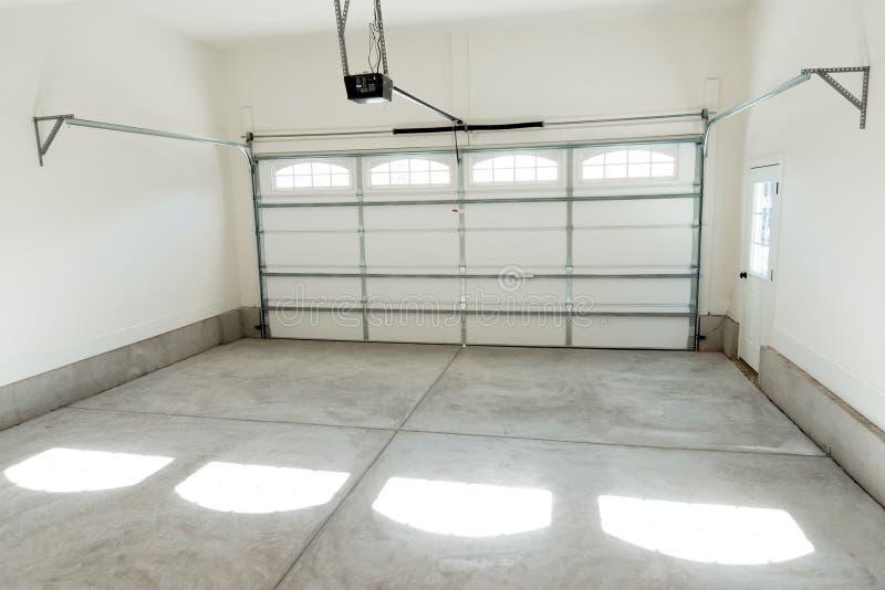 Two Car Garage Interior Stock Photo Image 45318872