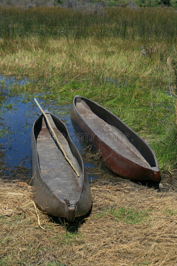 Download Two carbon fiber canoes stock image. Image of canoe, green - 21953603