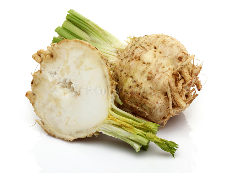 Two Celery Stock Photo