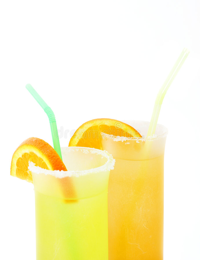 Free Two Cocktails Stock Images - 8470284