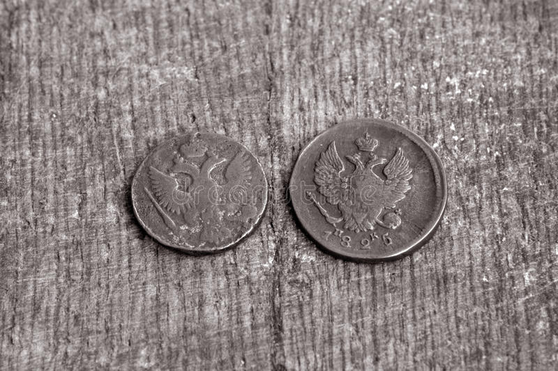 Download Two coins stock photo. Image of numismatics, museum, displays - 11766810