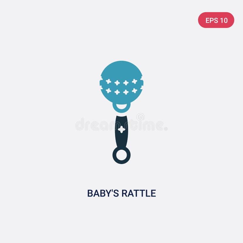 Baby Girl In Crib Stock Vector Illustration Of Infant