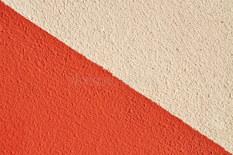 Download Two colored wall stock image. Image of duvarrenkli, wall - 15750157