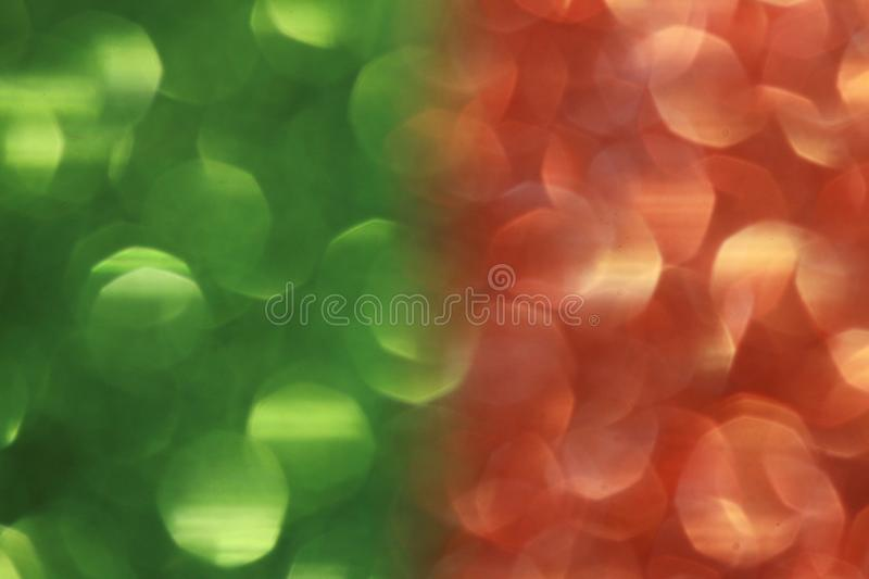 Two colour glitter background stock image