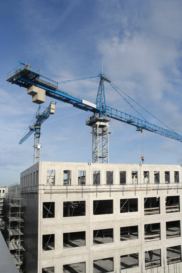 Free Two Cranes Stock Photography - 1985062