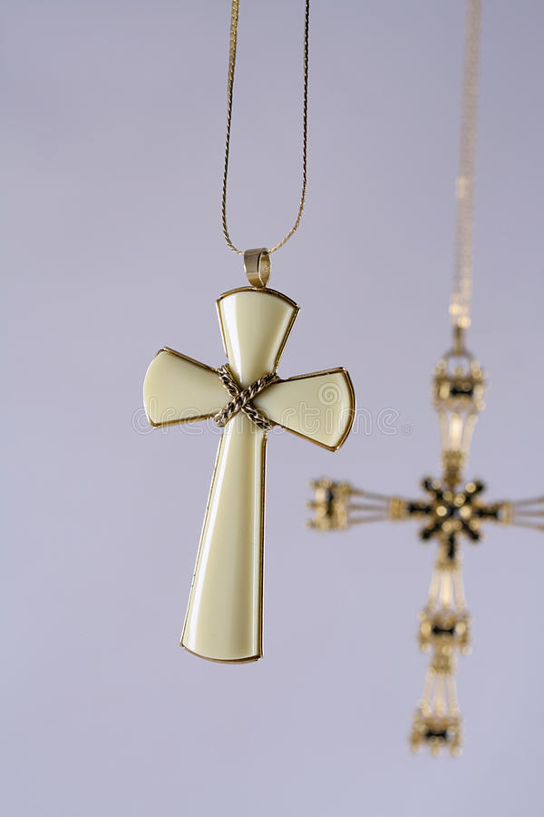 Free Two Crosses Stock Photography - 18224322