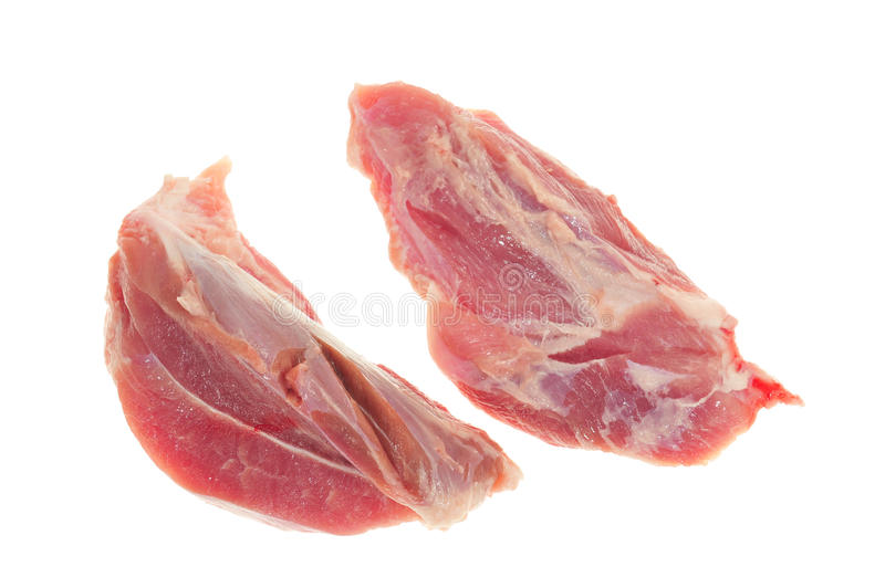 Download Two Cut Of Lean Pork stock image. Image of protein, food - 22910311
