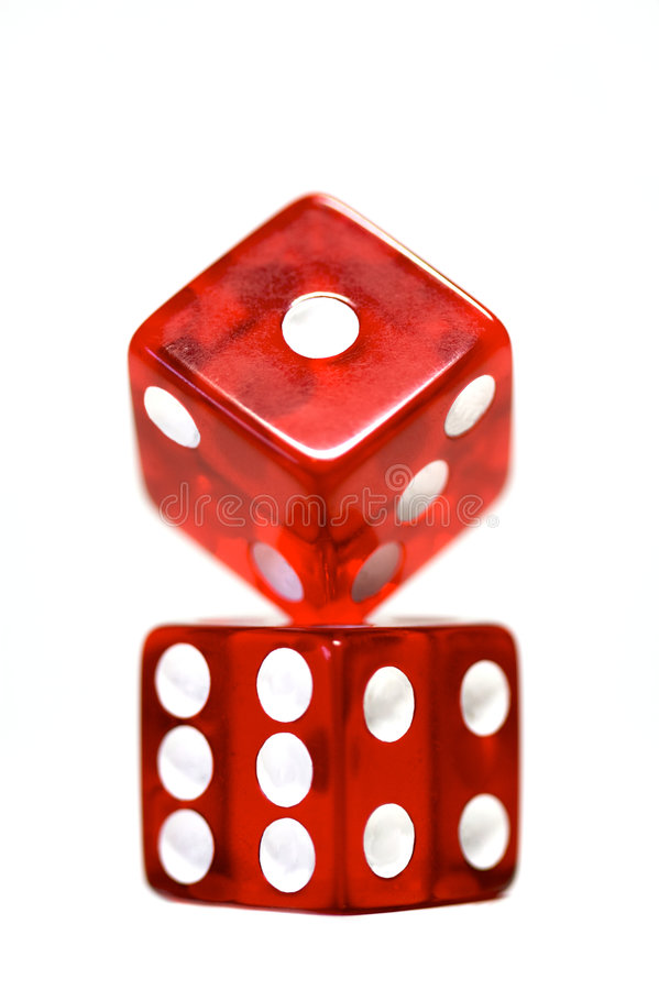 Free Two Dice Stock Images - 5027544