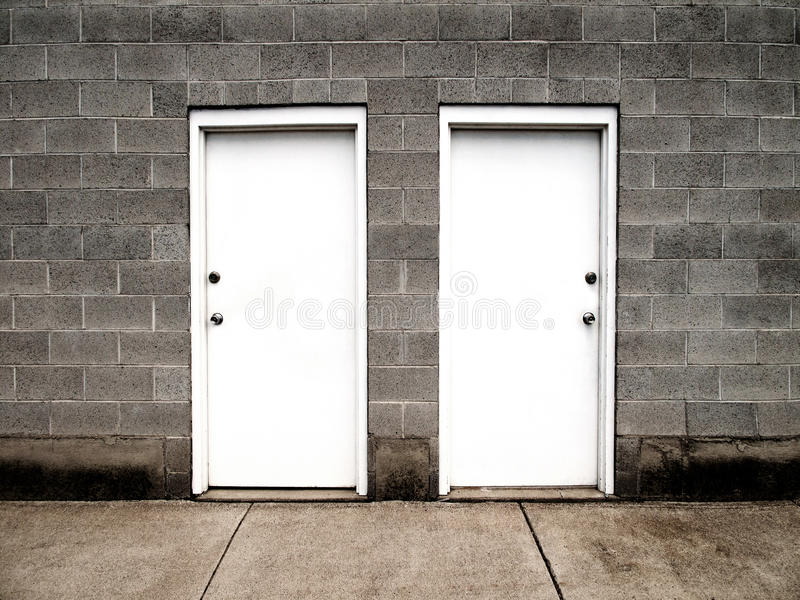 Download Two Doors Representing Choices Stock Illustration - Illustration of exterior concepts 21774301 & Two Doors Representing Choices Stock Illustration - Illustration ...