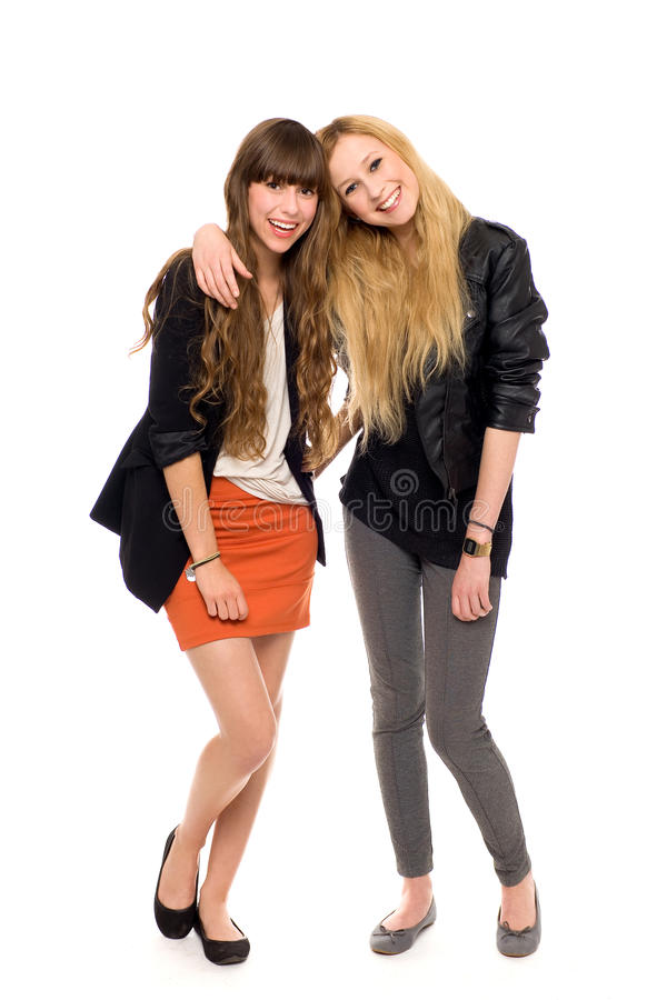 Download Two Fashion Women Stock Images - Image: 21447074