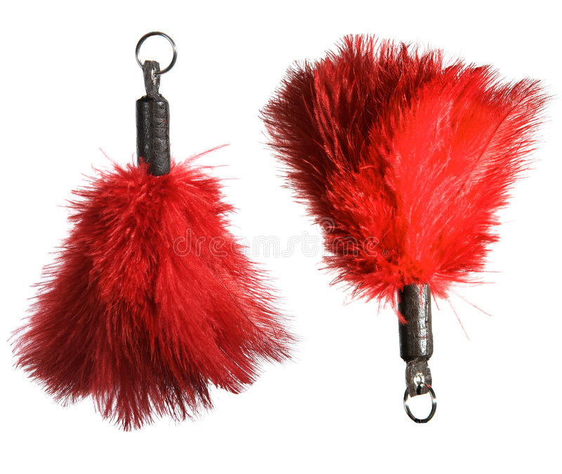 Two Feather Small Mop Stock Photography