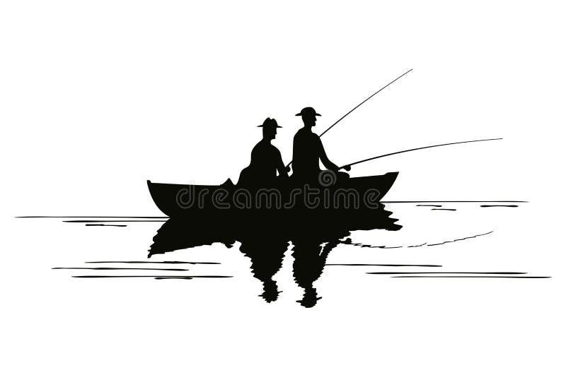 Two Fishermen Fish Boat Stock Illustrations 15 Two Fishermen Fish Boat Stock Illustrations Vectors Clipart Dreamstime