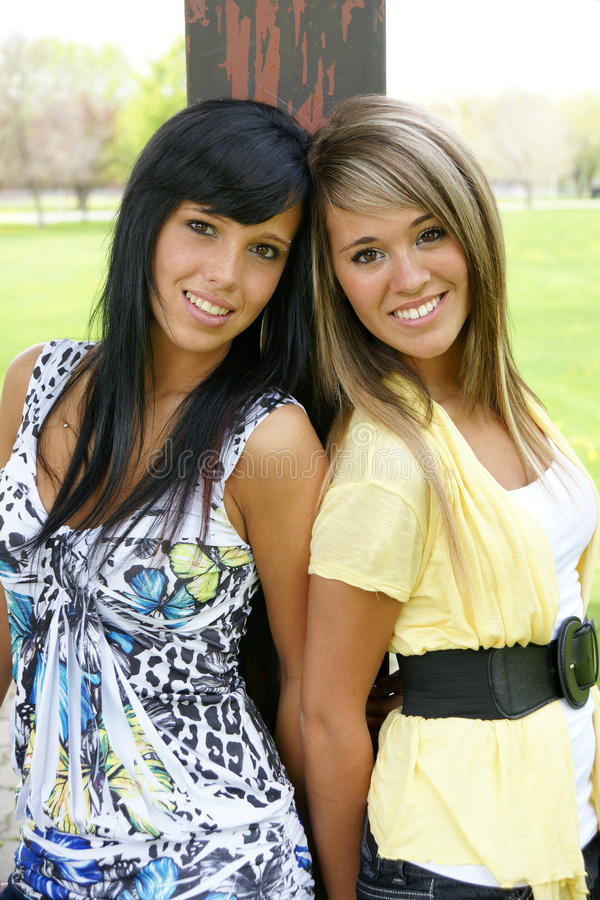 Free Two Friends Stock Images - 51158704
