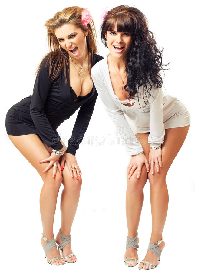 Free Two Girls Stock Photos - 5084873