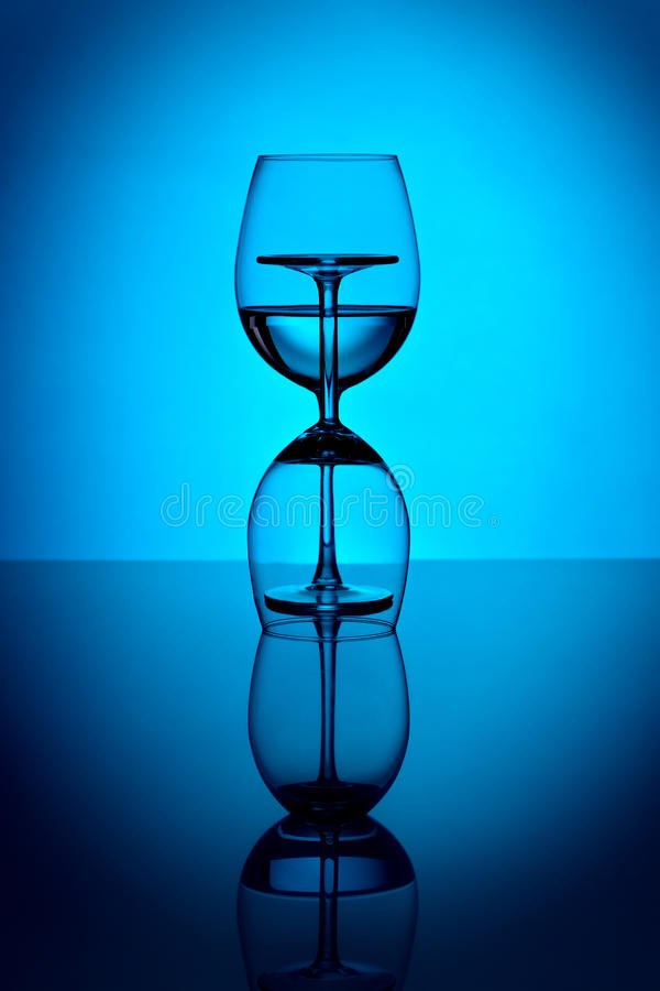Free Two Glasses Stock Images - 14229624