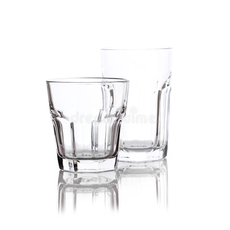 Free Two Glasses For Drinks Royalty Free Stock Image - 13098516