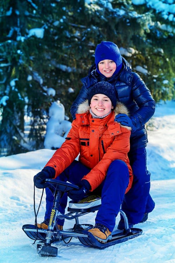 Christmas holiday activities royalty free stock photos