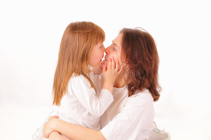 Download Two Happy Sisters Sitting Together Stock Images - Image: 25032784